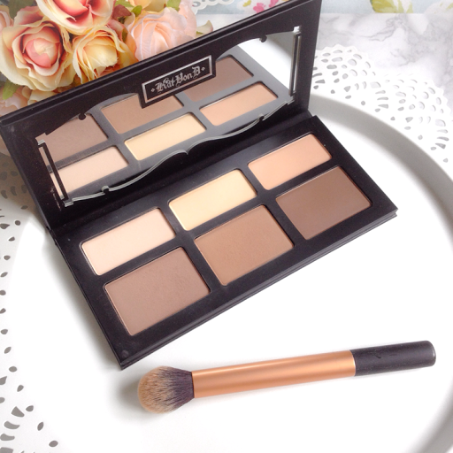 Kat Von D Shade & Light Face Palette Review