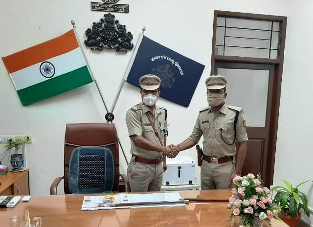 New DCP for Mangaluru- ಮಂಗಳೂರಿನ ನೂತನ ಡಿಸಿಪಿ (ಕ್ರೈಂ ಮತ್ತು ಟ್ರಾಫಿಕ್) ಆಗಿ ದಿನೇಶ್ ಅಧಿಕಾರ ಸ್ವೀಕಾರ