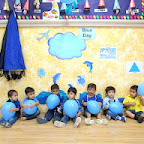Blue Day (PLAYGROUP) 27-8-14