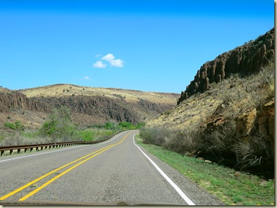 Ft DAvis Mountain Roads