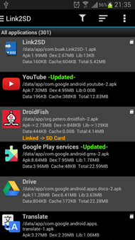 Link2SD Plus v3.4.3 Apk download