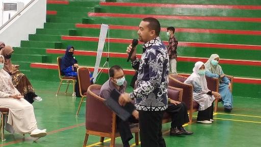 Wagub Audy Joinaldy Ajak Generasi Muda Persiapkan Diri Hadapi Era Society 5.0