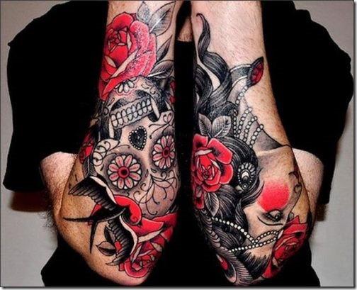 Tatuajes Manga Hombre brazo tatuajes para hombres - tatuajes247