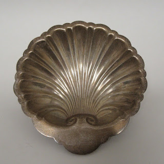 Sterling Silver Scalloped Bowl