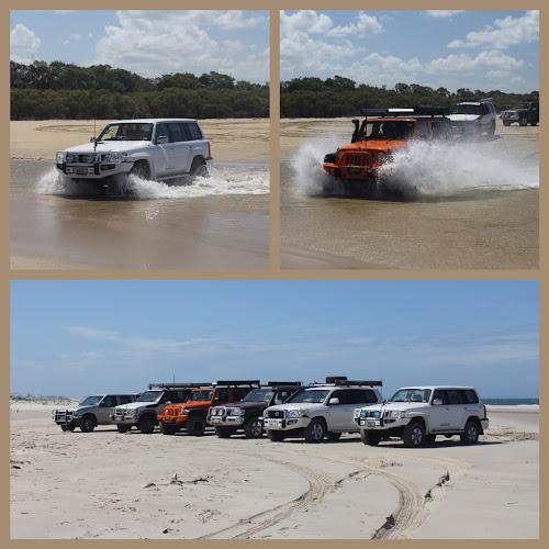 Kinkuna - Beach drive