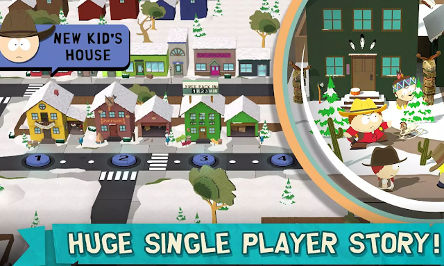 South Park Phone Destroyer Oyunu Çıktı