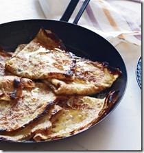 Recipe for Crepes Suzette