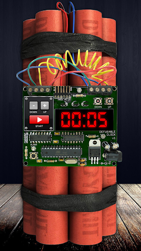Time Bomb Broken Screen Prank for PC