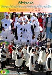 Desfile Carnaval Abrigada