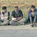 ضبط 48 مهاجرا غير شرعي فى مخيم سري وسط الغابات على الحدود النمساوية المجرية
