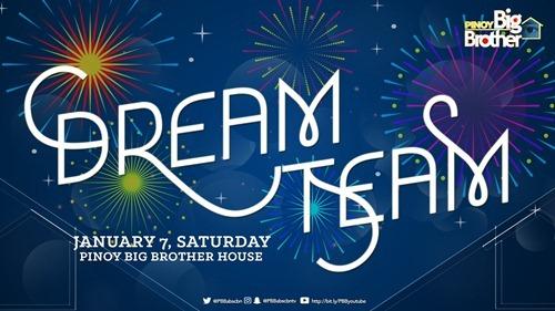 PBB Lucky Season 7 Dream Team