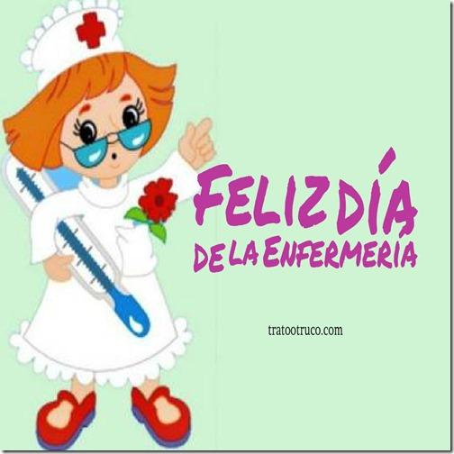 feliz dia enfermeria