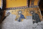 Istanbul: basilique Sainte Sophie