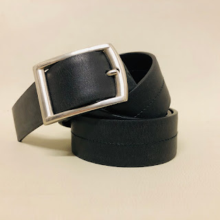 Prada Black Belt