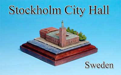 Stockholm City Hall ‐Sweden‐