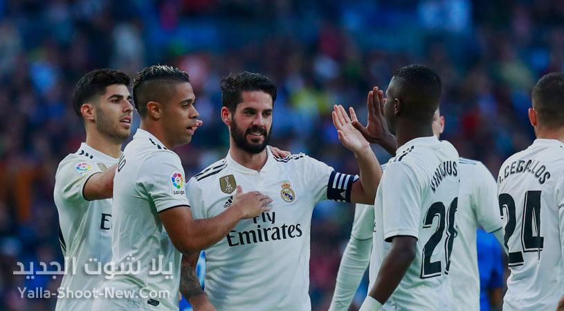 موعد مباراة ريال مدريد وهويسكا