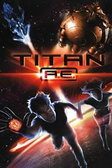 Capa Titan A.E. Torrent