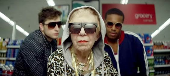 Granny Shops Like A Boss In Kmart's Newest Commercial