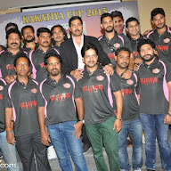 Telangana Stars Cricket Team Dress Launch Photos