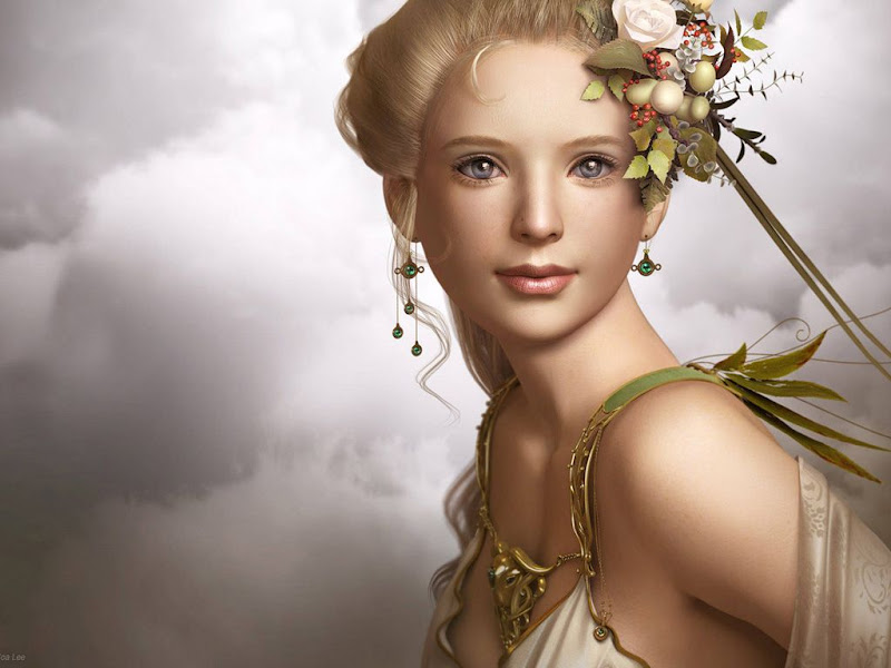Silent Angel Of Wizdom, Magic Beauties 4
