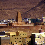 Mosquée et esplanade