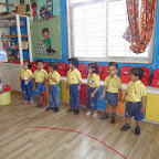 Celebrate Favourite Toy Day (Nursery) 17.04.2015