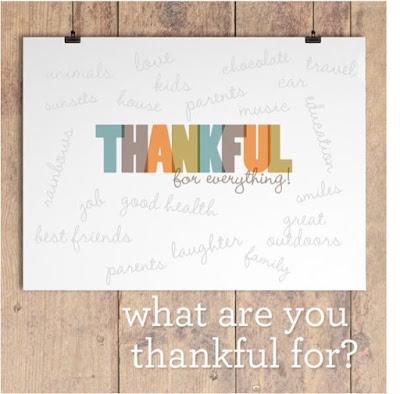 gratitude ideas