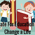Donate to Education - Donate to Less Privileged Students