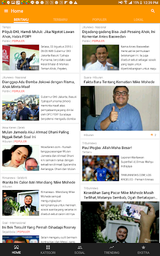 BaBe - Baca Berita  screenshots 15