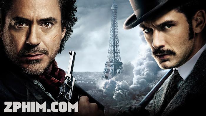 Ảnh trong phim Thám Tử Sherlock Holmes 2: Trò Chơi Của Bóng Đêm - Sherlock Holmes: A Game of Shadows 1