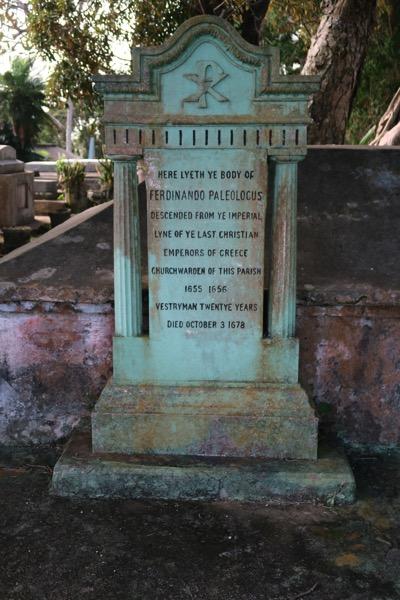 Paleolocus Grave