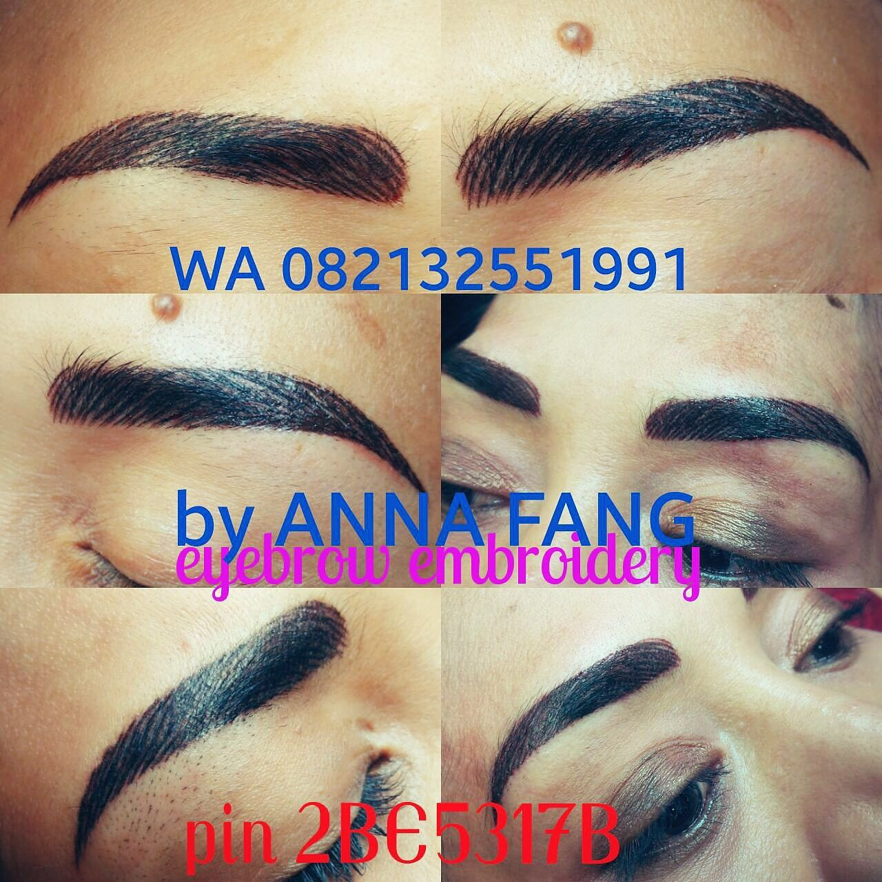 ANNA FANG Center Of Pemanent MakeUp Amp Beauty Salon Studio Mei 2016