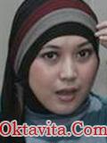 Dewi Yuliawati di Majalah Femme