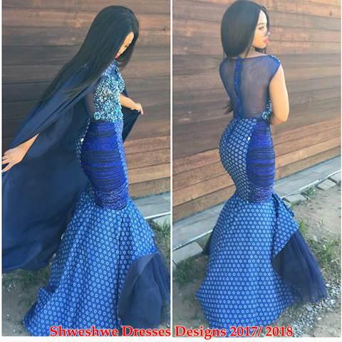 shweshwe dresses gallery 2017 2018   style you 7