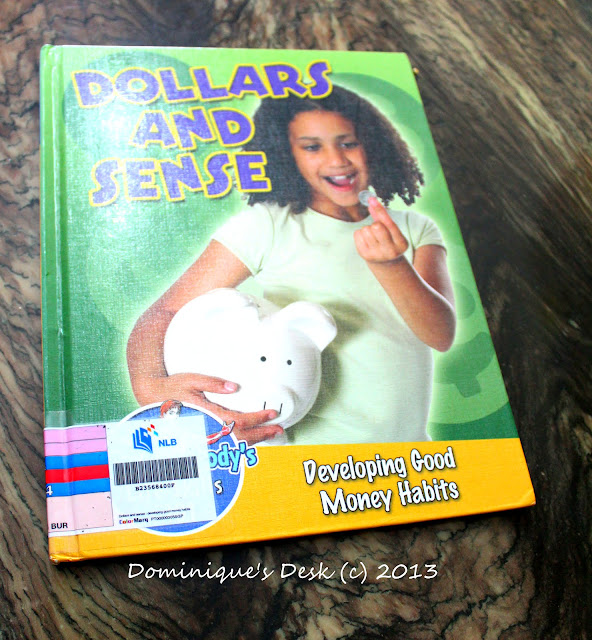 Dollars and Sense Book