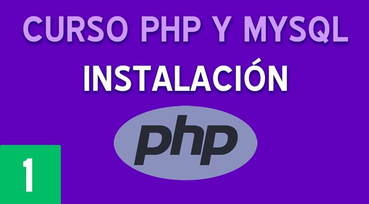 Curso de PHP–instalación de servidor