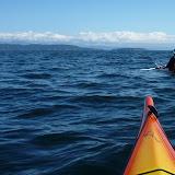 Lasqueti kayak trip