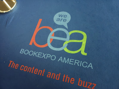 Book Expo America Carpet