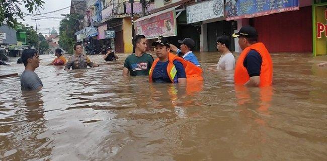 Pemprov DKI: Tidak Benar Kami Pangkas Anggaran Pengendalian Banjir Rp 500 Miliar