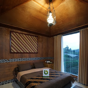 Omah Dieng Etnic Double Bed