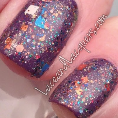 POLISH ADDICT: Candy Crush, Winter Wonderland and Organic Cuticle Oil