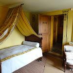 Maison Maurice Ravel : chambre à coucher