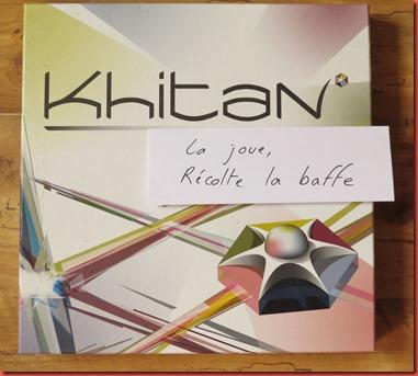 Khitan la joue Papiers Ludiques