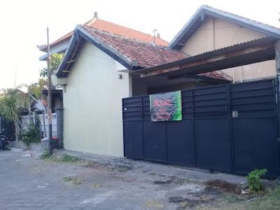 Rumah Gudang dijual di pusat Kota