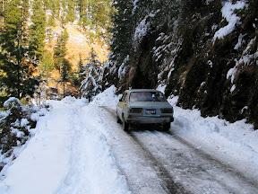 The road to Thandiyani, Nathiya Gali.