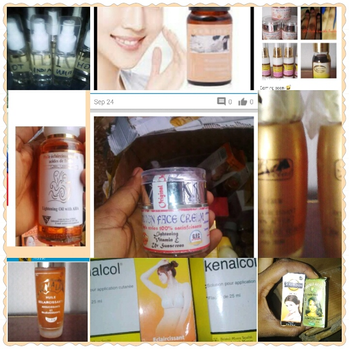Addictives for Skin Care