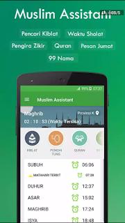 Download aplikasi muslim,ramadhan,sholat