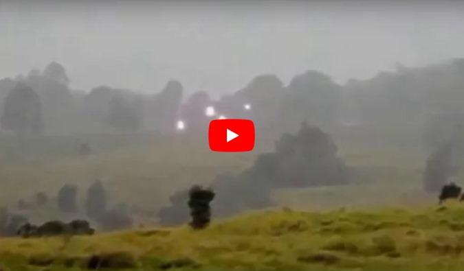 UFOs OVNIs VISTOS NA INGLATERRA, ALEMANHA E ESPANHA