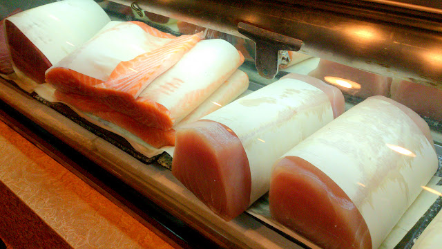 食記.台北豚之屋百元生魚片
