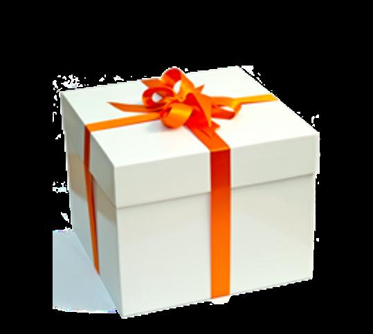 Gåvan - Ge bort en present